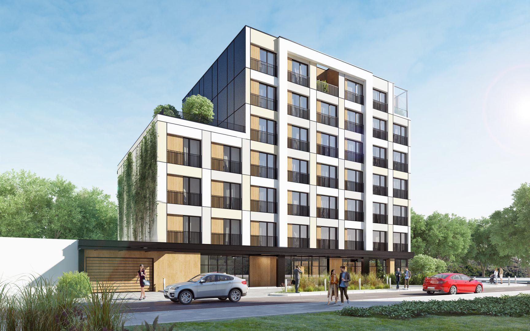 Apartamenty na wynajem Warszawa