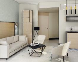 Apartament inwestycyjny 3, salon